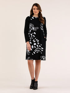 Yarra Trail Falling Leaves Dress YT20W9169