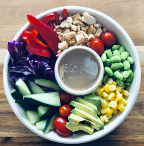 Build your own Buddha Bowl - With Chicken