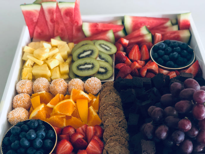 Small Grazing Platter - Fruit & Treats