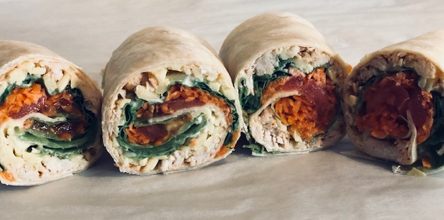 Small Deluxe Wrap