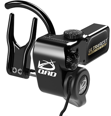 QAD UltraRest MXT Right Hand Black Bow Rest