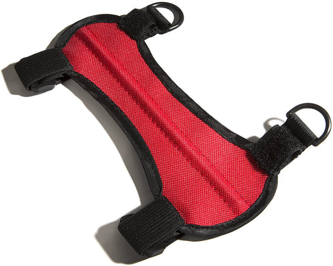 October Mountain Arm Guard Youth Red