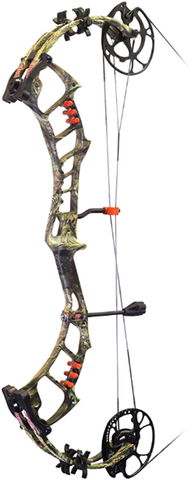 "PSE 2018 Bow Madness Epix Bow Only RH 29"" 60# Mossy Oak"