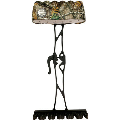 Elite Archery 1-Piece Quiver - 6 Arrow - Realtree Edge