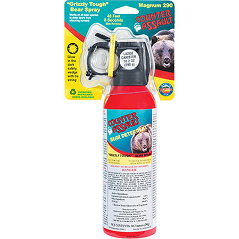 Counter Assault 10.2oz Bear Deterrent Spray