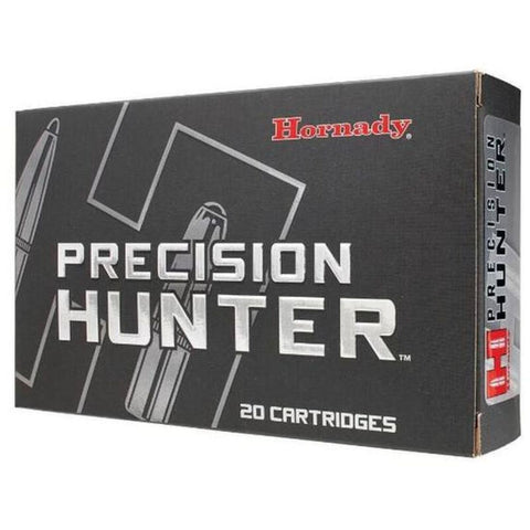 Hornady .270 Winchester Short Mag 145 Gr ELD-X Ammo-20 Count