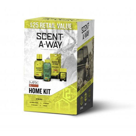 Hunters Specialties Scent Away Home Kit