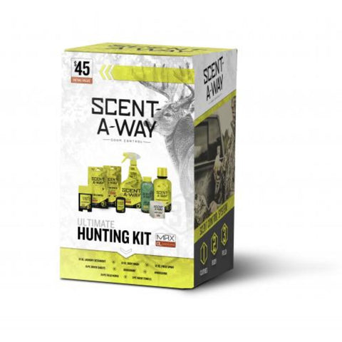 Hunters Specialties Scent Away Ultimate Hunting Kit Odorless
