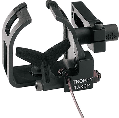 Trophy Taker Xtreme SL Rest Black Right Hand