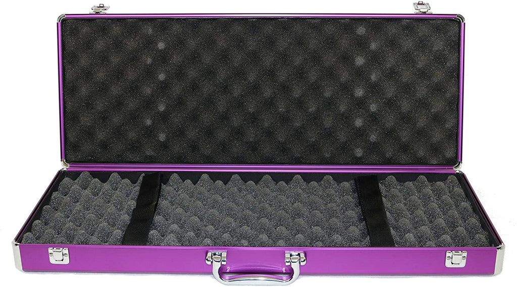 RulerSafe Rectangle Purple Organizers
