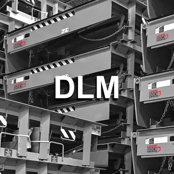 DLM Systems Inc Germantown WI leveler parts for loading dock equipment