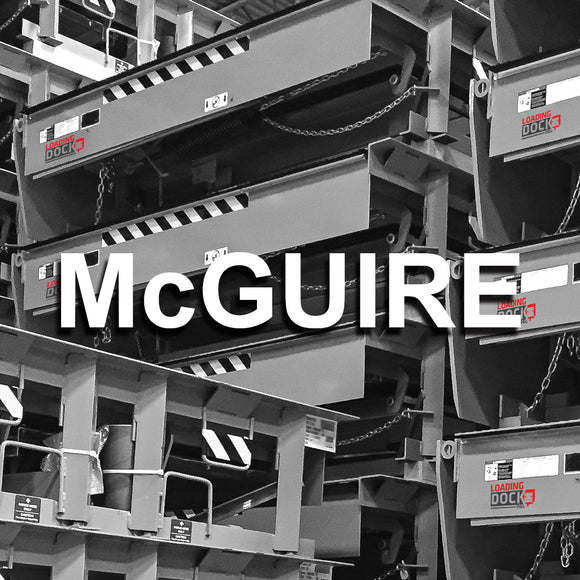 McGuire Dock Leveler Parts List Collection Near ME