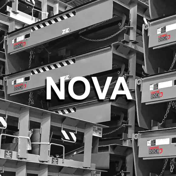 NOVA loading dock leveler parts list collection