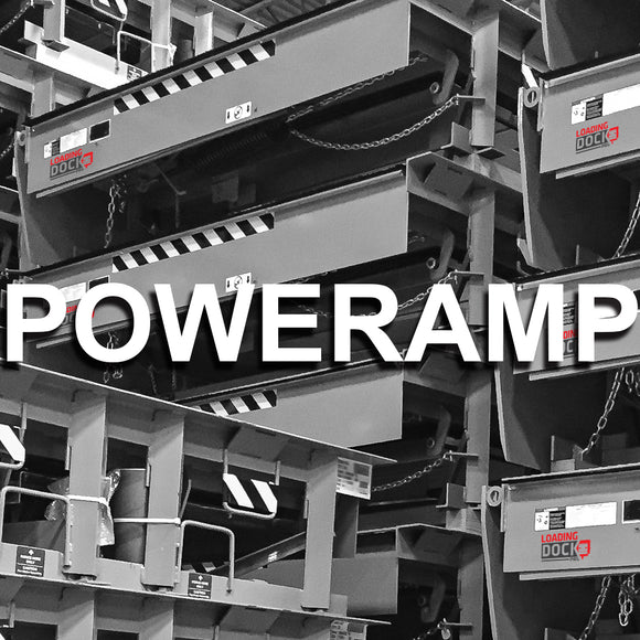 Poweramp Dock Leveler Parts spare repair list near me