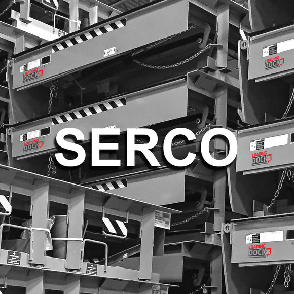 Serco Loading Dock Equipment Spare parts list near me
