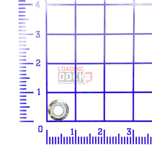131-533-kelley-3-8-inch-16-serrated-flange-nut-loading-dock-pro-parts