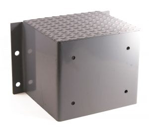 Part 17-054 Bumper Box W/ Lid (4 Hole / Does Not Include Bumper) - 12-1/2