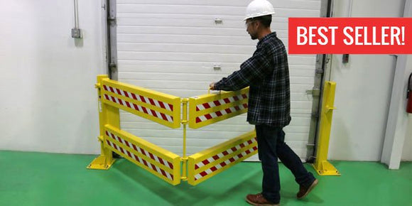 Defender Gate - Dock Barrier