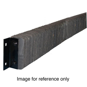 "Extra Long Laminated Bumper 6"" X 12"" X 87"" ANCHOR DEVICE #3 B612-87-A3"