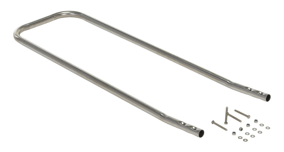 Handle Opt Stainless Steel Foot Stool FT-SS-1-HDL Vestil Material Handling Parts