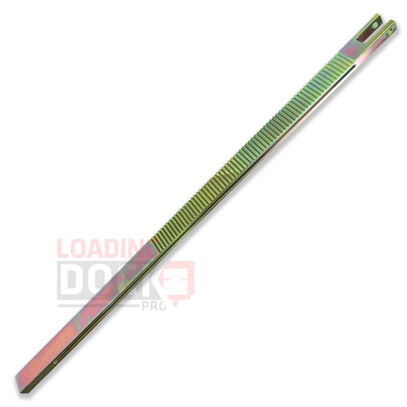 700-809 Ratchet Bar for a Kelley Dock Plate Green