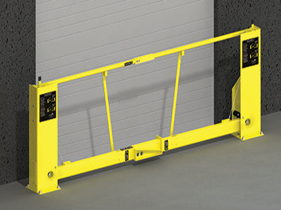 Loading Dock Safety Gate NOVA Sentinel - Buy online at Loading Dock Pro