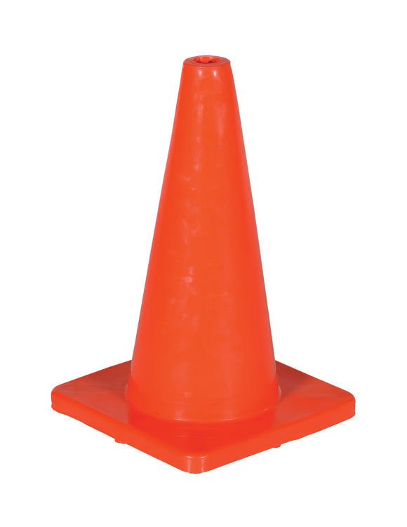 Standard Duty Traffic Cone 17-3/4 In TC-18-SD Vestil Material Handling Parts