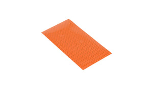 Reflective Sheeting Orange 3 W X 6 H In VGLT-RT-O Vestil Material Handling Parts