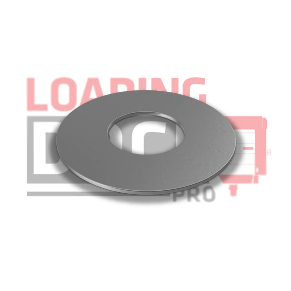 000-156-kelley-1-inch-x-10ga-flat-washer-loading-dock-pro-parts