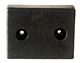 DOTH3531 EOD Bumpers Molded Rubber Bumper, 2 Hole 4