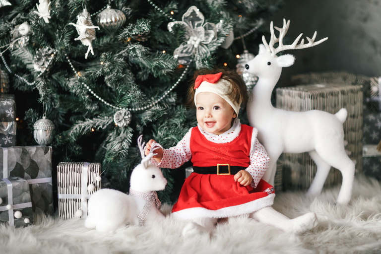 Christmas baby clothes- Kidstors