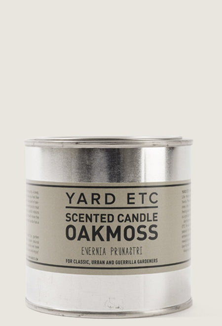 Yard ETC. Scented Candle Oak Moss 8.5 oz