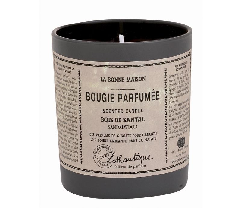 La Bonne Maison 160g Scented Candle Sandalwood - Lothantique USA