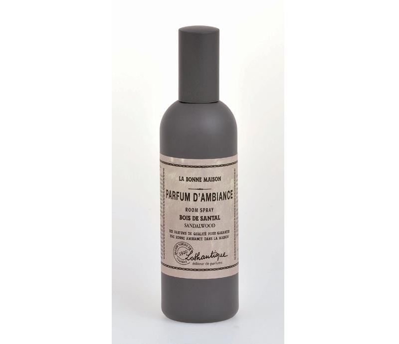 La Bonne Maison 100mL Room Spray Sandalwood - Lothantique USA