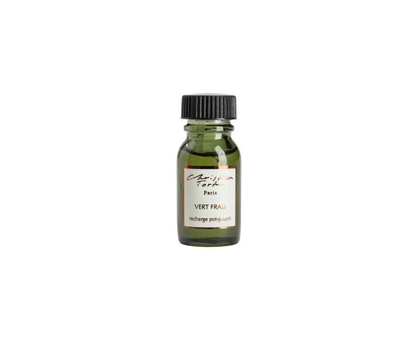 Christian Tortu 15mL Refresher Oil Fresh Green