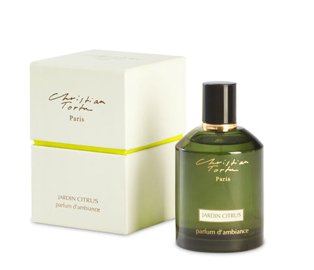 Christian Tortu 100mL Room Spray Citrus Garden