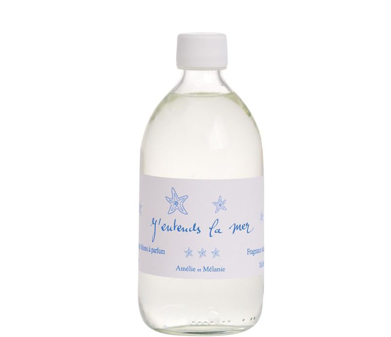J'Entends la Mer 500mL Fragrance Diffuser Refill