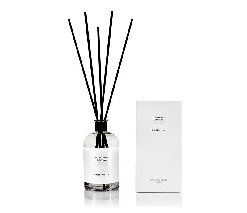 Laboratorio Olfattivo Fragrance Diffuser Melomirtillo 1L