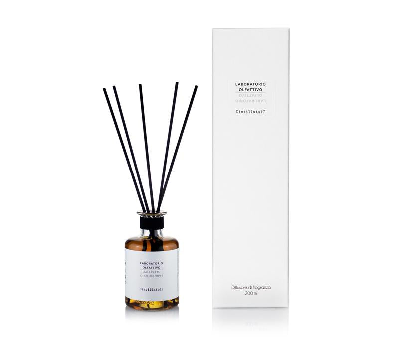 Laboratorio Olfattivo Fragrance Diffuser Distillato17 200mL - Lothantique USA