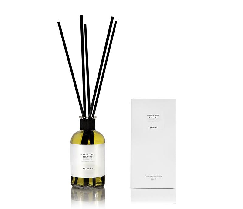 Laboratorio Olfattivo Fragrance Diffuser Agrumeto 500mL