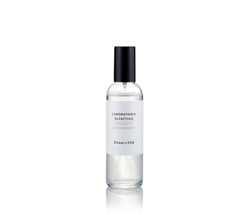 Laboratorio Olfattivo Room Spray Biancothé 100mL - Lothantique USA