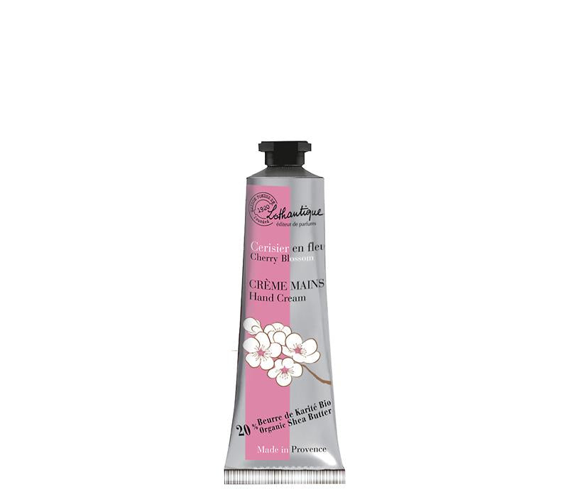 Lothantique Cherry Blossom Hand Cream 30mL - Lothantique USA