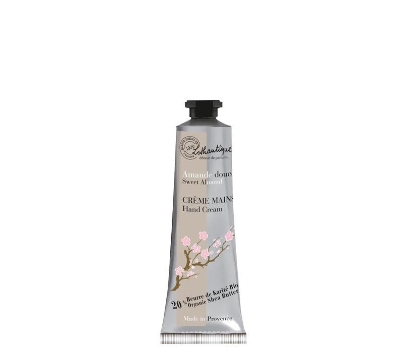 Lothantique Sweet Almond Hand Cream 30mL - Lothantique USA