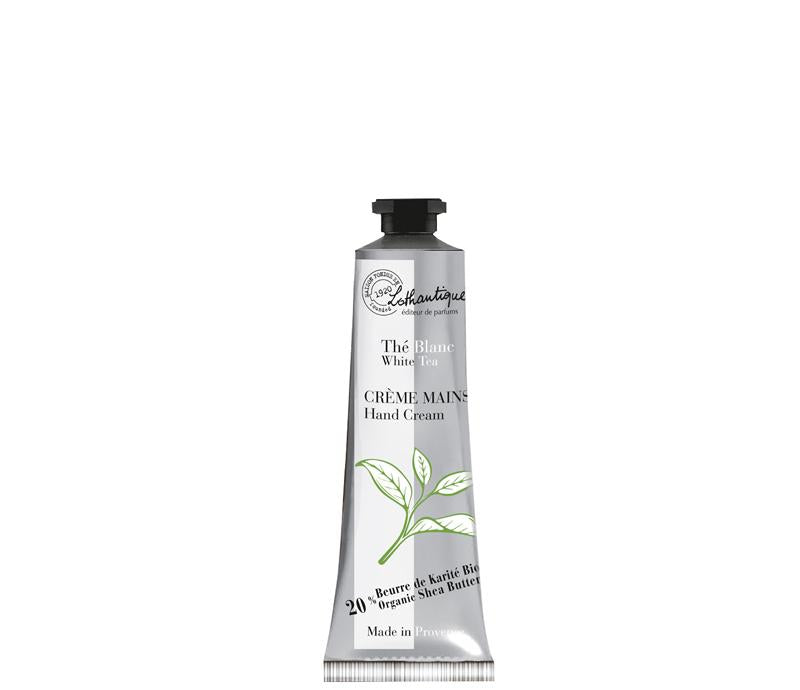 Lothantique White Tea Hand Cream 30mL - Lothantique USA