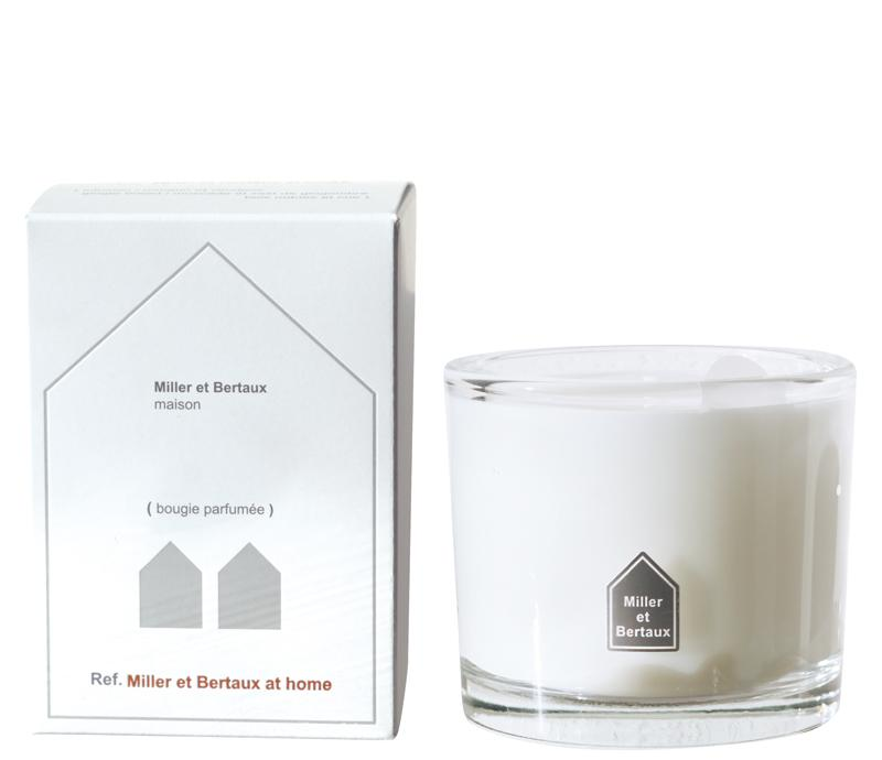 Miller et Bertaux Scented Candle At Home