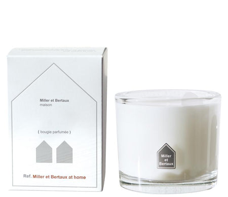 Miller et Bertaux Scented Candle At Home - Lothantique USA