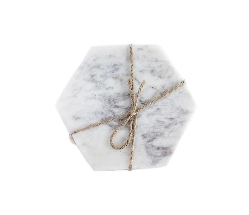 Caravan Marble Coasters Set of 4