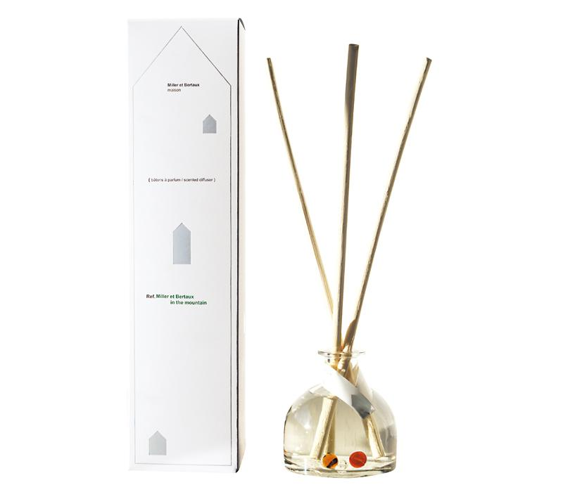 Miller et Bertaux 250mL Fragrance Diffuser In the Mountains - Lothantique USA