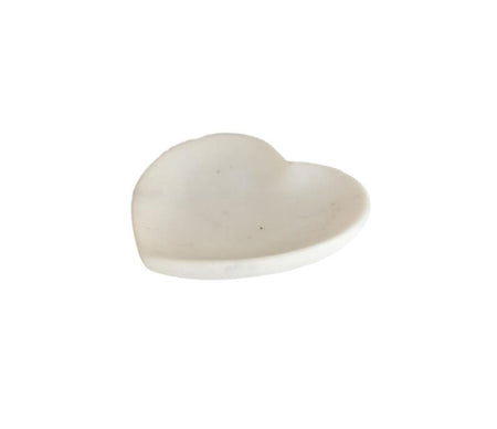 Caravan Marble Heart Shaped Dish - Lothantique USA