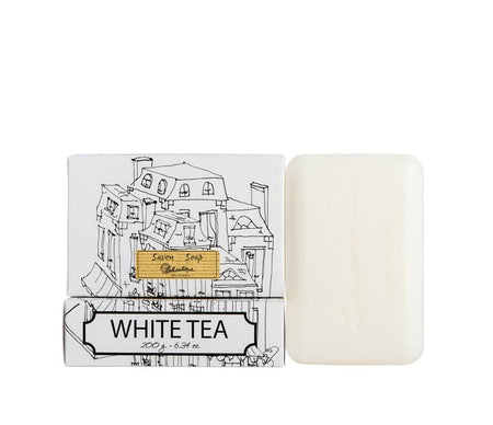 Lothantique 200g Bar Soap White Tea - Lothantique USA